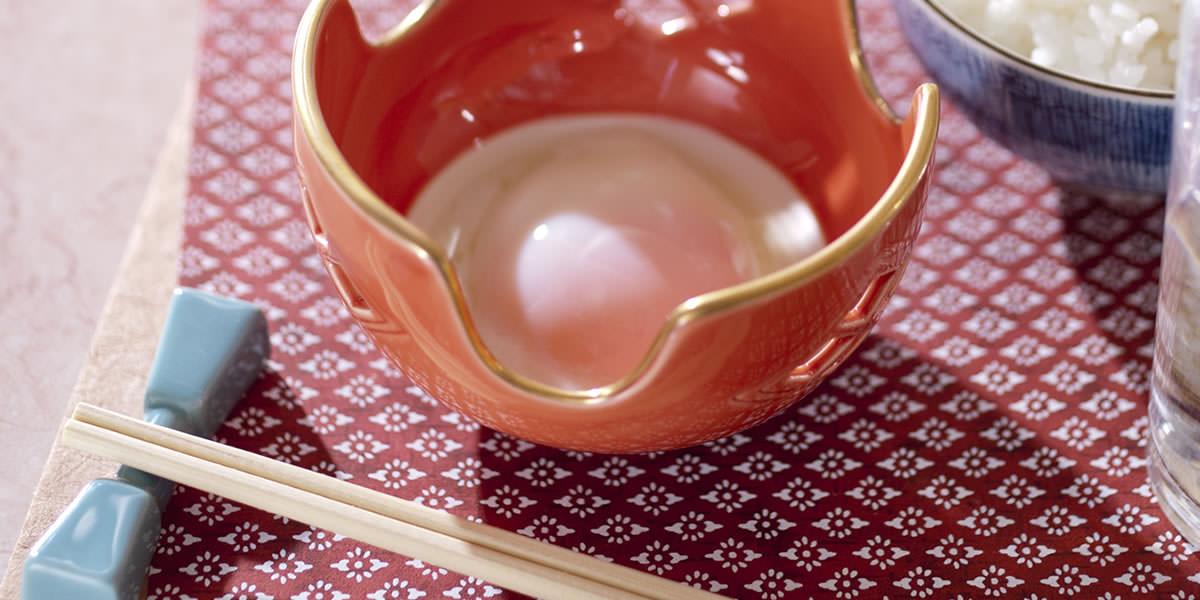 宇奈月温泉エリア つべつべ美肌湯 温泉卵