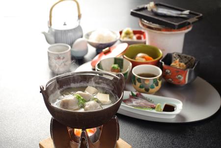 氷見温泉郷エリア 冬のととぼち汁